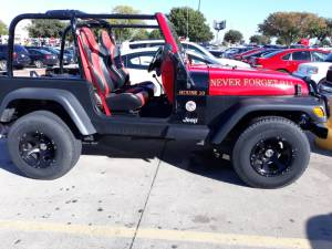 2000 jeep Lettering from Sean S, TX